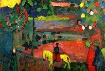 Art  •  Kandinsky