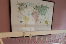 Kinderkamers ♥Onlinelifestylemagazine / Van binnenkijkers tot aan musthaves voor de baby- en kinderkamers
