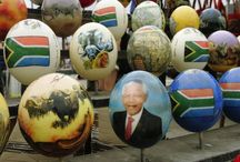 Nelson Mandela's Life in Places