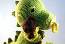 Amigurimi and Crochet Toys