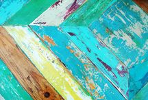 Annie Sloan Paint layering