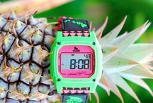 Aloha / Feel like you're in Hawaii, even if you're thousands of miles away! The Aloha Series comes in 5 different colors, all with the look and feel of Island Time!