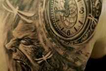 Tattoos / by Erika Thompson