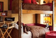 Bedrooms for GUYS / by NexTrend Design (Ellie Hanson)