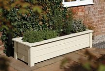 Planters / Garden planters suitable for plants, flowers and vegetables
