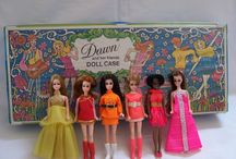 Dolls and gadgets / Dolls from 60's - 70's - 80's - and a little bit of 90's