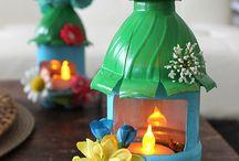 Fairy house -small garden