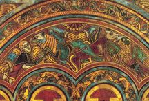 Book of Deer - Book of Kells - Book of Lindisfarne - Book of Durrow