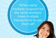 Couponing Tips / September is Coupon Month! Check out our couponing tips here.