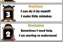 Assessment ideas for school