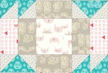 Quilts Still #3! / by Jennifer Palma