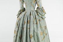 XVIII century dress