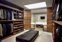 Garderoby i pokoj kinowy