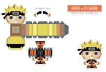 Kostenlose 3D Figuren / Free 3D PaperToys ♥