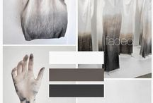 Moodboard.  / Inspiration and caos.