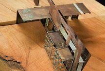 steel model