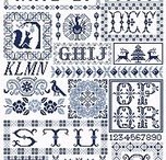 cross stitch charts free! / by Kate Sanfilippo