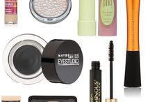 make up products (dupes etc.)