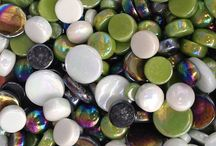 St. Patrick's Day Crafts / Supplies for making St. Patrick's Day mosaic crafts