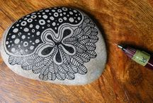 Abby - painted rocks