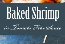 Shrim dishes