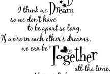 together n apart