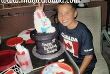 Magicians For Birthday Parties Toronto / Here you can find out aspiring talented magician for birthday parties. Contact with us if you   want to book best Magicians For Birthday Parties in Toronto. http://www.magicalduda.com/magicians/flying-ryan