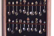 Teaspoon holders