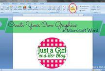 Bloggy Stuff / Blog