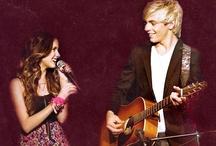 Austin & Ally ♦ / ~Ella escribe y él rockea~