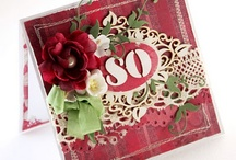 CARDS....MADE WITH LOVE / by Cindy Smith