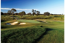 Favourite Golf Courses in Australia / by Mike Hauser