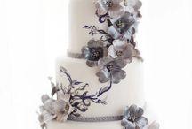 Szürke és ezüst esküvők - Grey and Silver Weddings