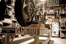 banco para motos