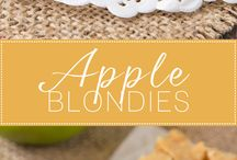 Recipes - apple