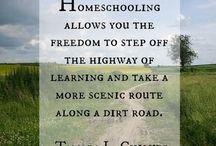 Inspiring Homeschool Quotes