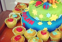 Verjaardagstaart / taarten