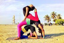 Trio yoga