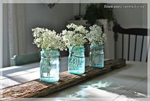 Crafts - Jars and More Jars / by Carol David