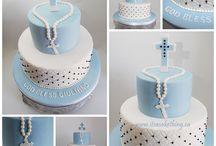 torta de confirmacion