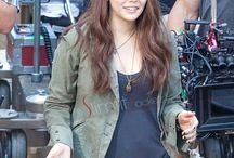Elizabeth Olsen Captain America Jacket