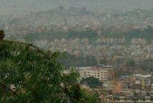 todos los caminos llevan  a Kathmandu