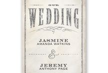 Wedding Ceremony / Wedding programs, ceremony ideas, flower girl and ring bearer accessories, decor, and more for your walk down the aisle.