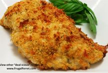 Chicken Recipes / Some of my family's favorite chicken recipes - kids love them too! / by Billie Hillier