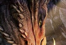 Dragons and fairies  / by Tricia Musgrove-McDowell