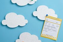 Cloud / Prints and products with clouds, including DIY / by Marike Bijlsma