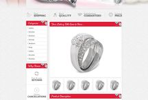 Jewelry theme eBay Store & Listing Template