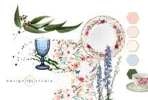 WEDDING NNDECOR / Оформление и декор свадьбы | Wedding decor and arrangement