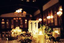 Glamorous Wedding Receptions