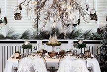 Dé perfecte feesttafel - door Walter Van Gastel / Een groot deel van de feestdagen wordt door velen onder ons aan tafel doorgebracht. Breng een magische sfeer aan uw feesttafel met onze inspirerende ideetjes.
